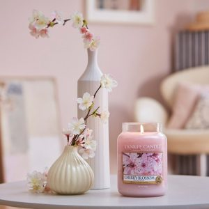 Cherry Blossom - Yankee Candle - Large Jar