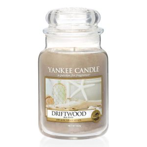 Driftwood - Yankee Candle - Large Jar