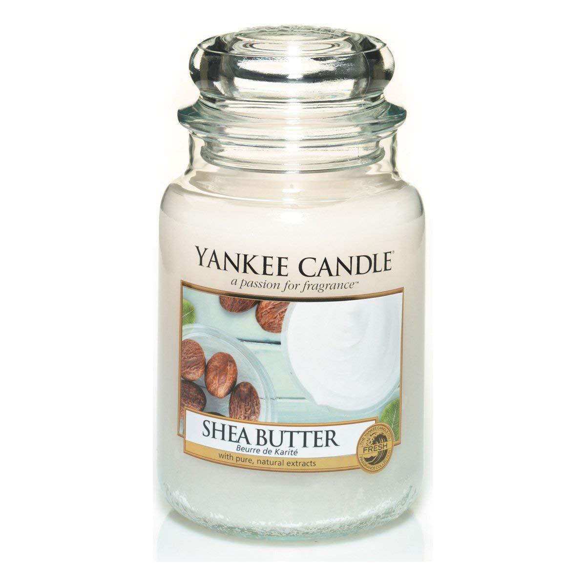 Shea Butter - Yankee Candle - Large Jar