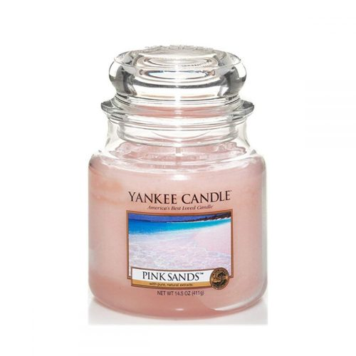 Pink Sands - Yankee Candle - Medium Jar