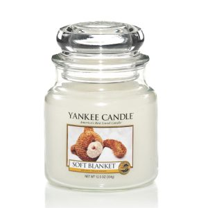 Soft Blanket - Yankee Candle - Medium Jar