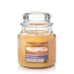 Sunset Breeze - Yankee Candle - Medium Jar