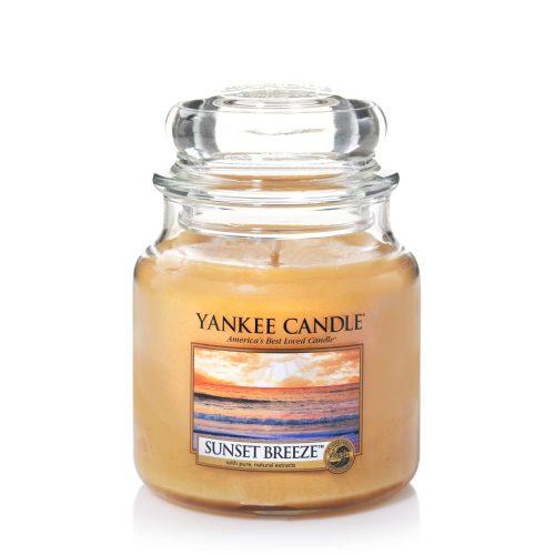 Sunset Breeze - Yankee Candle - Medium Jar