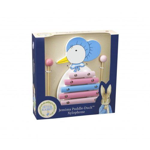 Jemima Puddle-Duck Wooden Xylophone - Orange Tree Toys