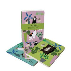 Cat Palais Exercise Books Bundle Set of 3 - Roger La Borde