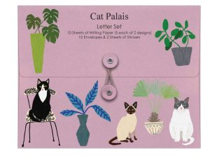 Cat Palais Letter Writing Set – Roger La Borde