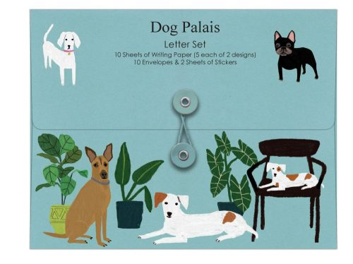 Dog Palais Letter Writing Set - Roger La Borde