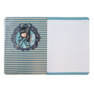 Santoro Gorjuss A5 Stitched Notebook Bubble Fairy