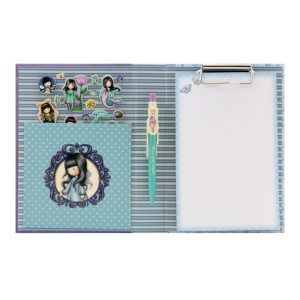 Santoro Gorjuss Bubble Fairy Clip Pad Stationery Set