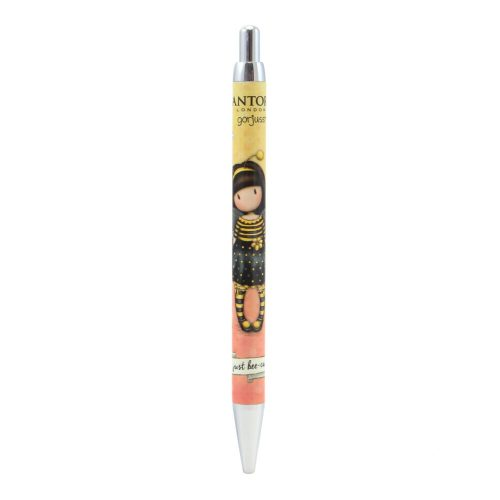 Santoro Gorjuss Click Pen - Bee-Loved