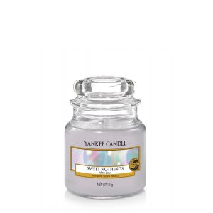 Sweet Nothings - Yankee Candle - Small Jar, 104g