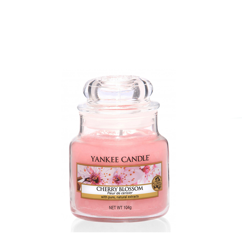 Cherry Blossom - Yankee Candle - Small Jar, 104g