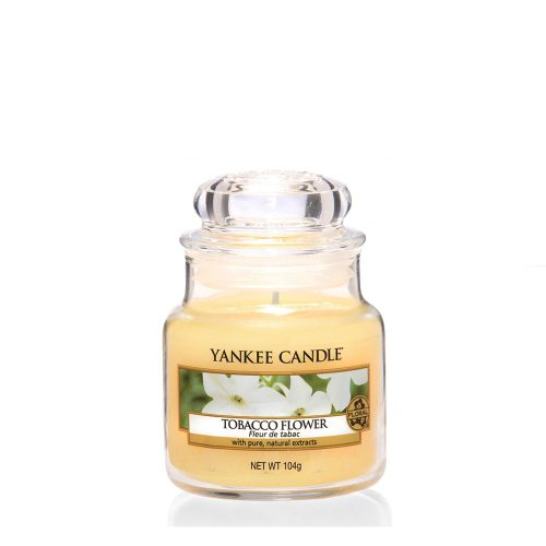Tobacco Flower - Yankee Candle - Small Jar, 104g