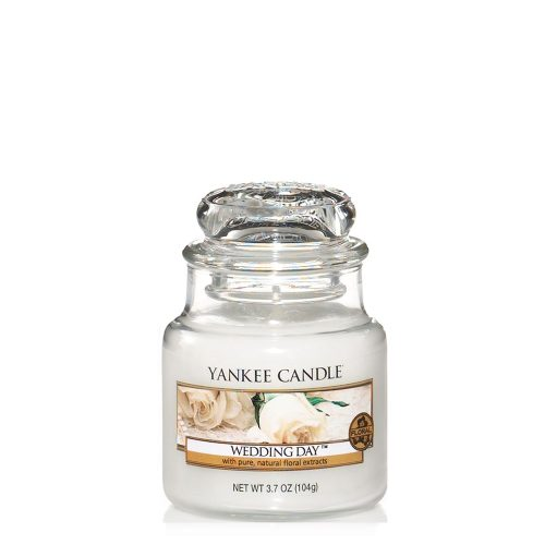 Wedding Day - Yankee Candle - Small Jar, 104g