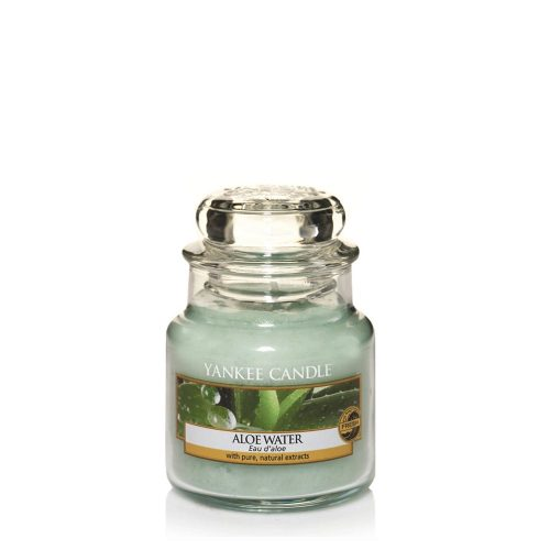 Aloe Water - Yankee Candle - Small Jar, 104g