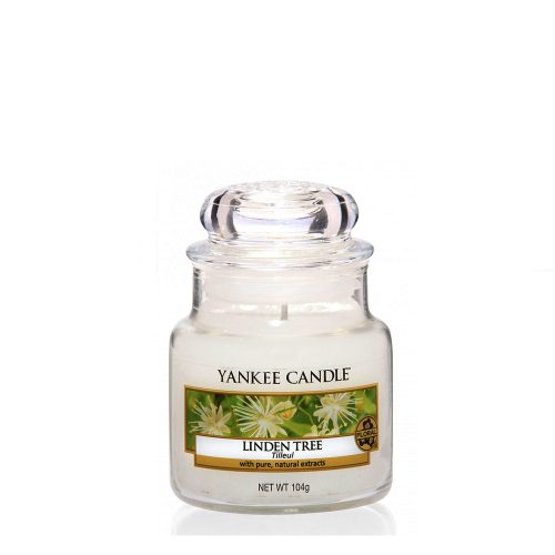 Linden Tree - Yankee Candle - Small Jar, 104g