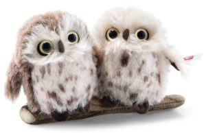 Steiff Owl Set - Limited Edition EAN 006609