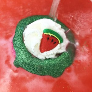 One in a Melon Bath Bomb, 160g - Bomb Cosmetics