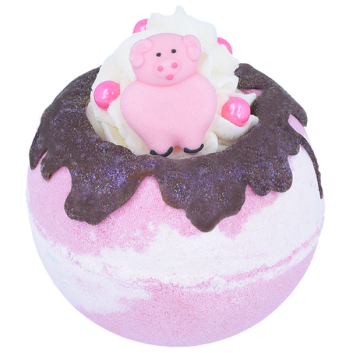 Piggy In The Middle Bath Bomb, 160g - Bomb Cosmetics
