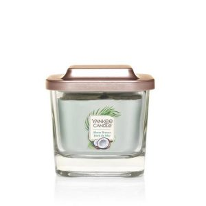 Yankee Candle Elevation Collection - Shore Breeze - Small 1-Wick Square Candle