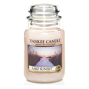 Lake Sunset Yankee Candle - Large Jar, 623g