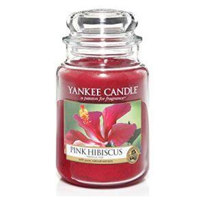Pink Hibiscus - Yankee Candle - Large Jar, 623g