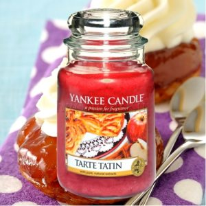 Tarte Tatin - Yankee Candle - Large Jar, 623g