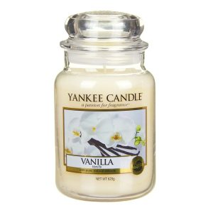Vanilla - Yankee Candle - Large Jar, 623g
