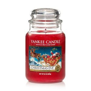 Christmas Eve Yankee Candle - Large Jar, 623g