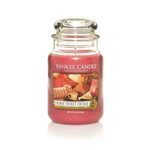 Home Sweet Home - Yankee Candle - Large Jar, 623g