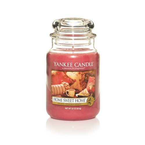 Home Sweet Home - Yankee Candle - Large Jar, 623g