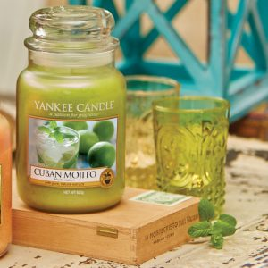 Cuban Mojito - Yankee Candle - Large Jar, 623g