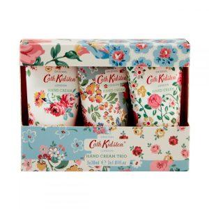 Cath Kidston - Cottage Patchwork Mini Hand Cream Trio 3 x 30ml