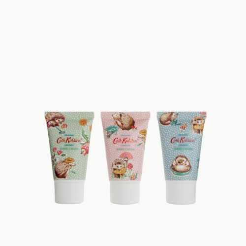 Cath Kidston - Gardeners Club Woodland Hand Cream Trio 3 x 30ml