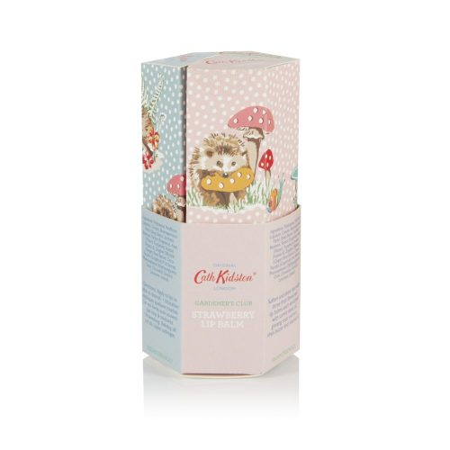 Cath Kidston - Gardeners Club Woodland Travel Lip Balm Trio Gift Set