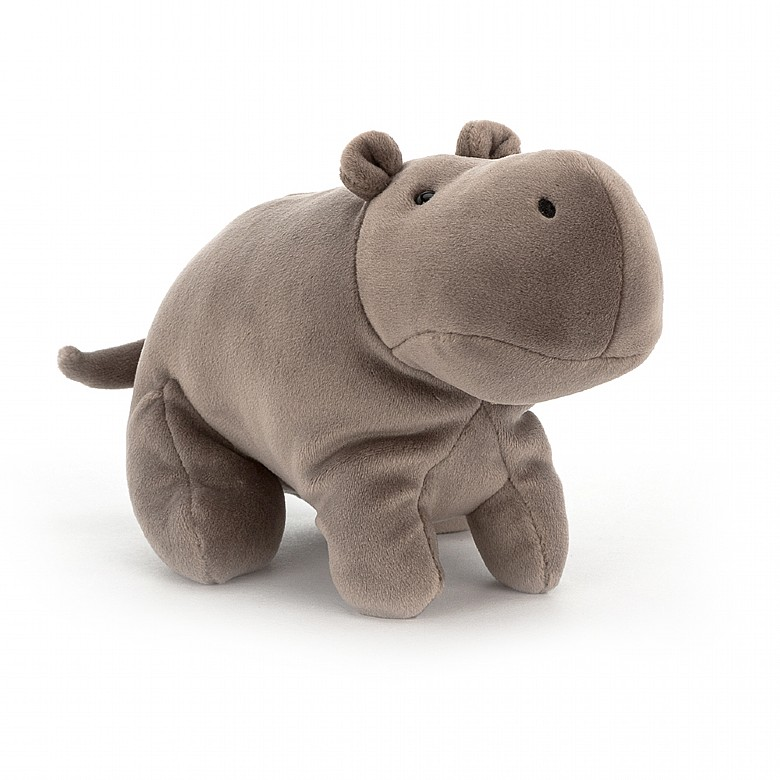 Jellycat Mellow Mallow Hippo - Small, 20 cm