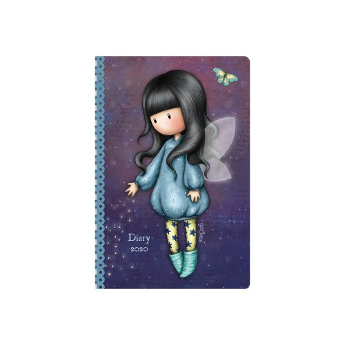 2020 Gorjuss Pocket Diary, Bubble Fairy - Santoro