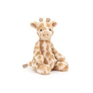 Jellycat Puffles Giraffe - Medium, 32 cm