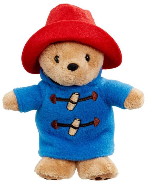 Paddington Bear Small Classic Bean Toy - Rainbow Designs