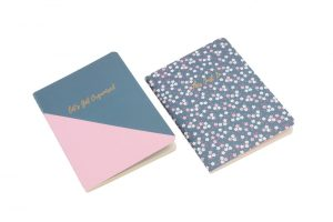 Let's Get Organised and This Just In Notebooks - Willow & Rose