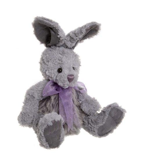 Jump Rabbit, 28 cm – Charlie Bears Plush CB185179D