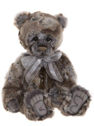 Kyra Plush Bear, 33 cm – Charlie Bears CB191931B