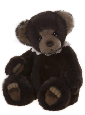 Woodend Plush Bear, 28 cm – Charlie Bears CB191952A