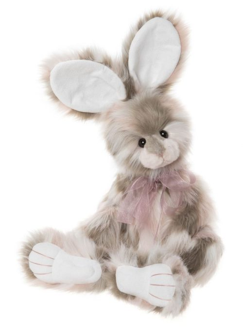 Gum Drop Rabbit, 58 cm – Charlie Bears Plush CB205236O