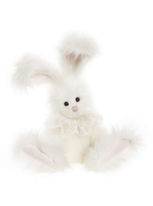 Mila Rabbit, 46 cm – Charlie Bears Plush CB2060050