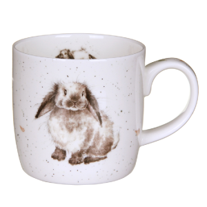 Rosie Bunny Rabbit China Mug - Wrendale Designs