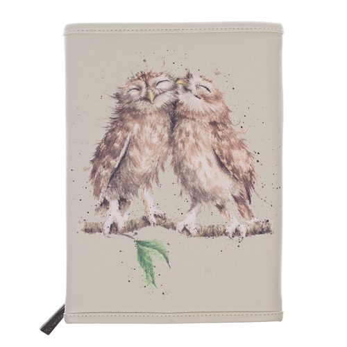 The Country Set Hare Notebook Wallet - Wrendale Designs