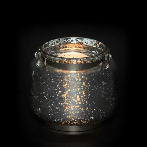 Yankee Candle Shimmer Glow Votive Holder Lantern