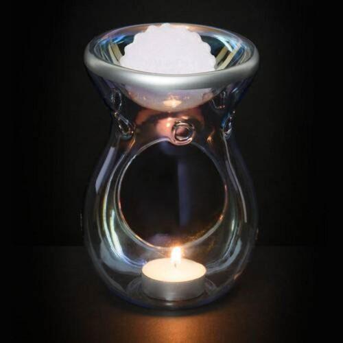 Yankee Candle Pearlescent Crackle Wax Melt Warmer
