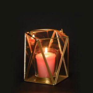 Yankee Candle Simply Pastel Votive Lantern